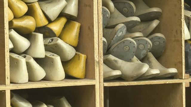 Indústria de calçados da Paraíba